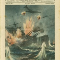 Copertine della Domenica del Corriere