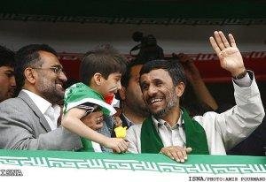 ahmadinejad_green