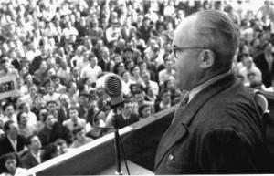 Archivio Giulio Pastore e Archivio della Segreteria Confederale Cisl