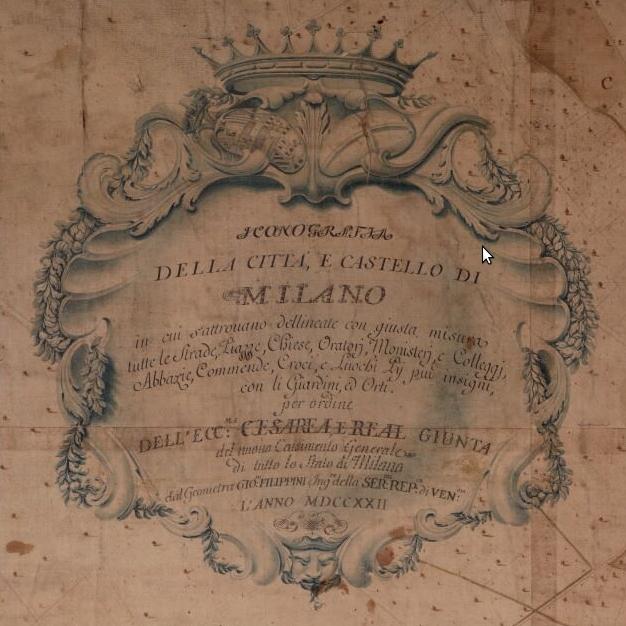 Territori: il portale italiano dei catasti e della cartografia storica