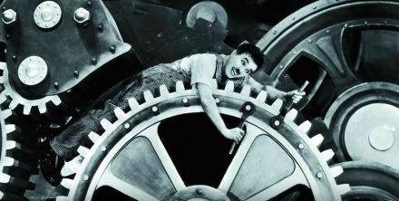 Chaplin - Modern Times