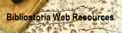 Bibliostoria Web Resources - Risorse per la storia in rete