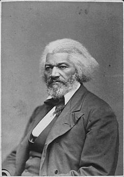 Frederick Douglass, ca 1879