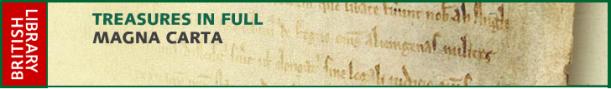 Magna Carta - British Library