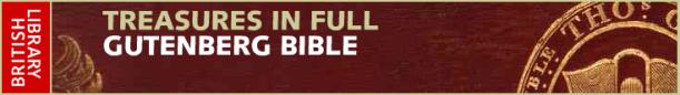 Bibbia di Gutenberg