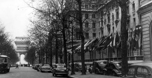 Old UNESCO headquarters, Avenue Kléber.
