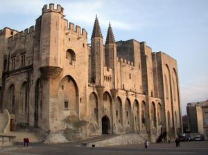 Avignone, Palazzo dei Papi. Da it.wikipedia.org