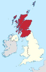 Da http://it.wikipedia.org/wiki/Scozia