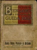 Bergamo e provincia guida 1910
