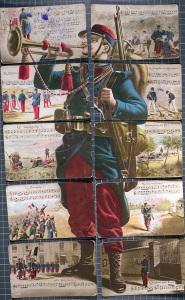 Title: Postcards – front side. Creator: Michael Hannon. http://exhibitions.europeana.eu/exhibits/show/europeana-1914-1918-en/the-unexpected/item/531?page=