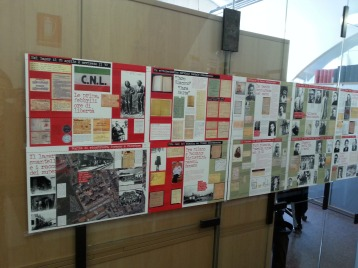 Mostra Aned in biblioteca
