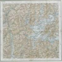 Carte geografiche della Prima Guerra Mondiale