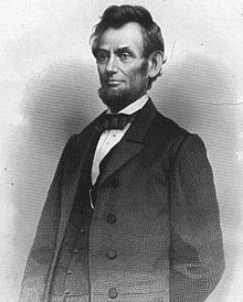 Abraham Lincoln. http://it.wikipedia.org