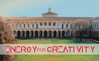 Energy for creativity - http://www.interni-events.com/the-2015-event