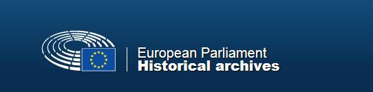 archivio storico parlamento europeo