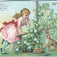 Buona Pasqua 2016! Cartoline vittoriane, orari e... auguri.