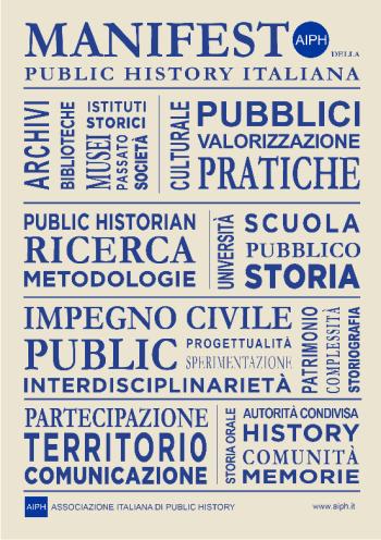 manifesto public history
